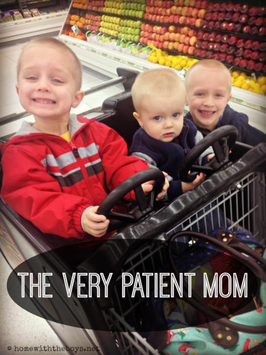 Patient Mom