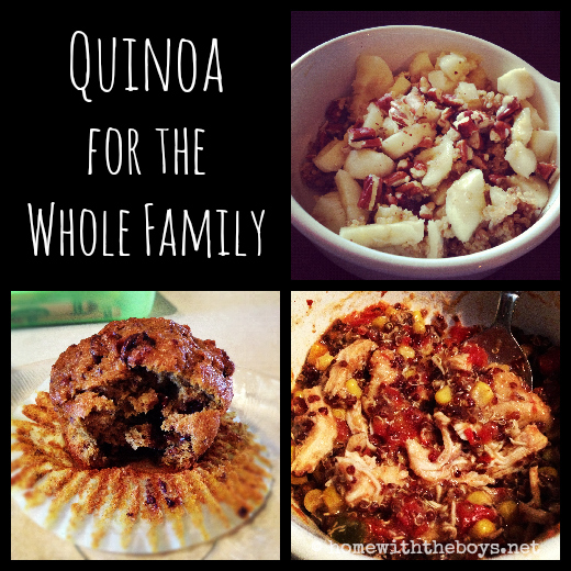 Quinoa for the Whole Family