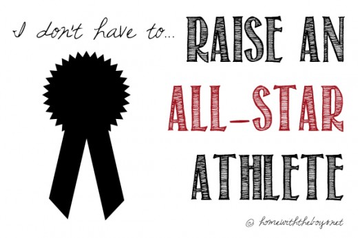 Raise an All-Star Athlete