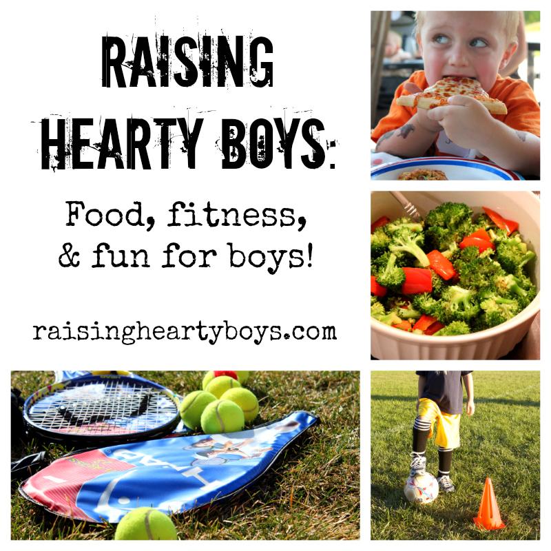 Introducing Raising Hearty Boys!