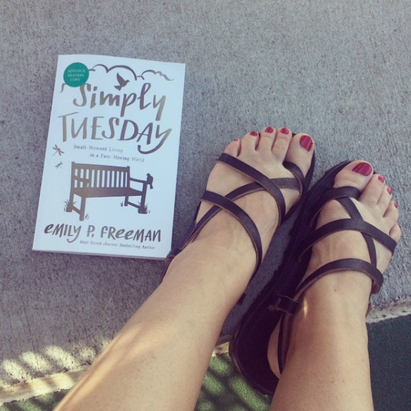 Simply Tuesday Sandals