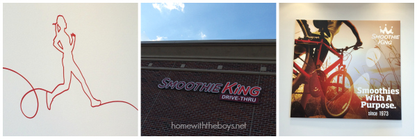 Smoothie King Collage