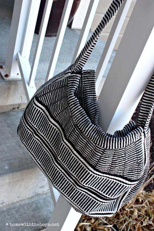 Sonia Striped Bag