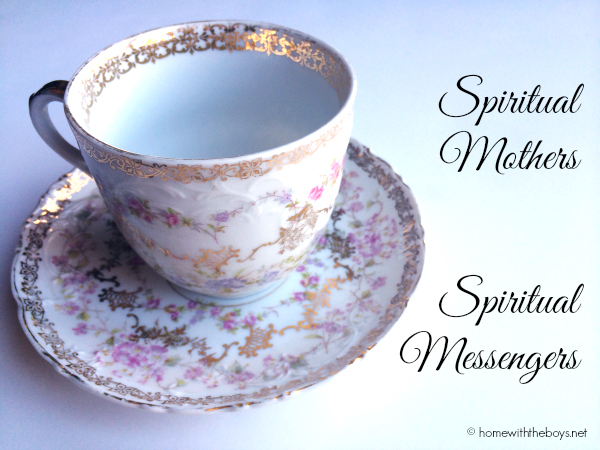 Spiritual Mothers + Messengers