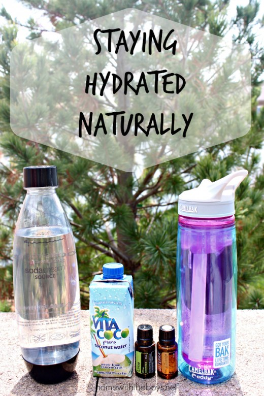 Staying Hydrated Naturally