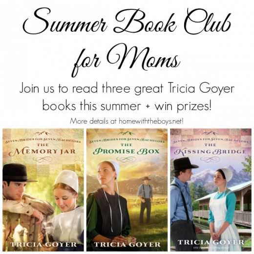 Summer Book Club for Moms