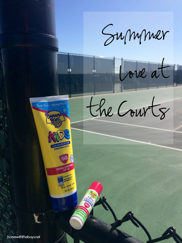 Summer Love at the Courts