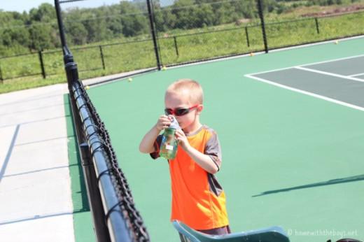 Summer Tennis Drink