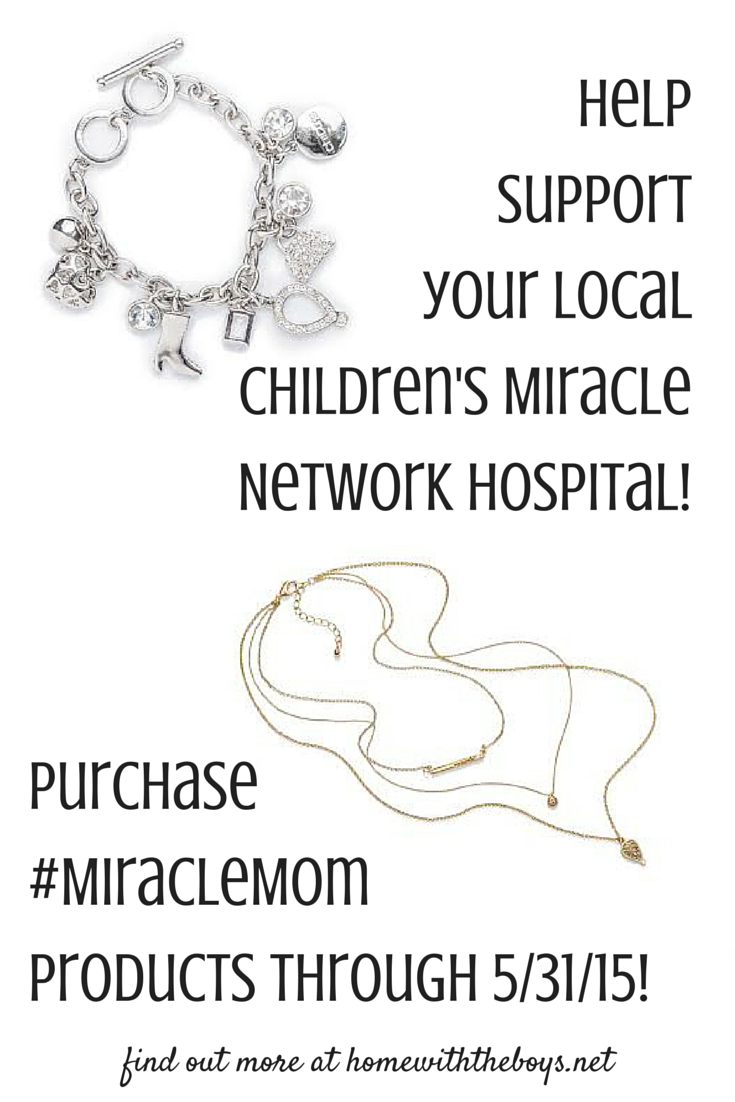 Be a Part of a Miracle with #MiracleMom Products!