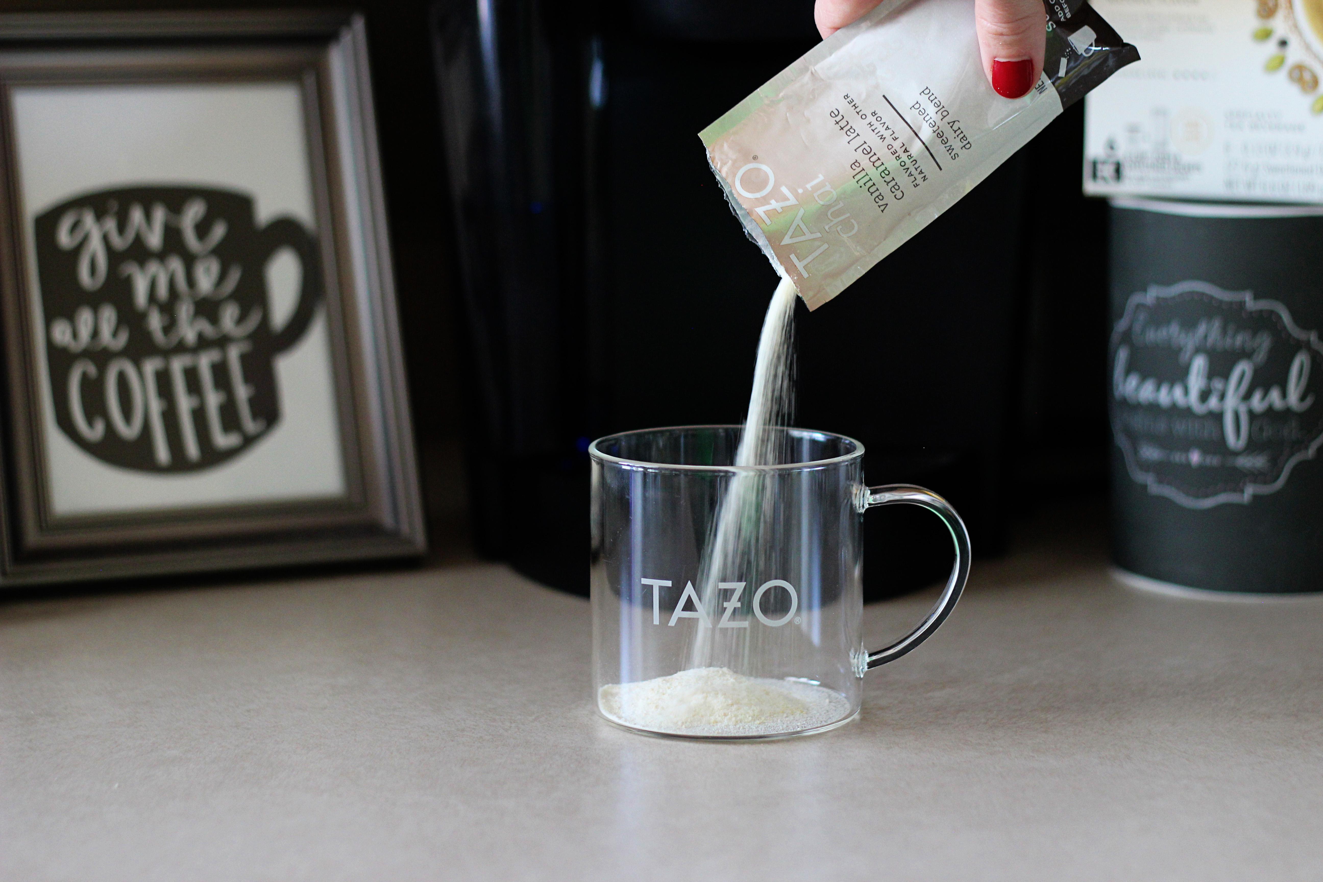 TAZO Step 1