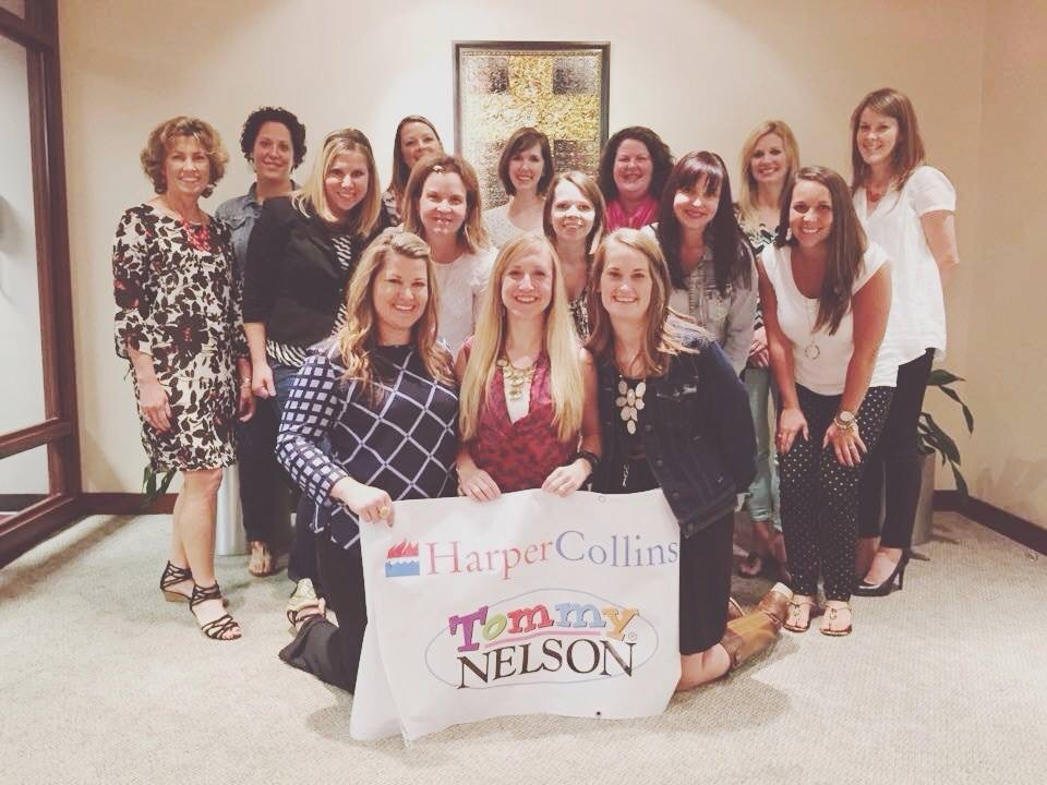 Nashville Girls' Weekend with Tommy Nelson!