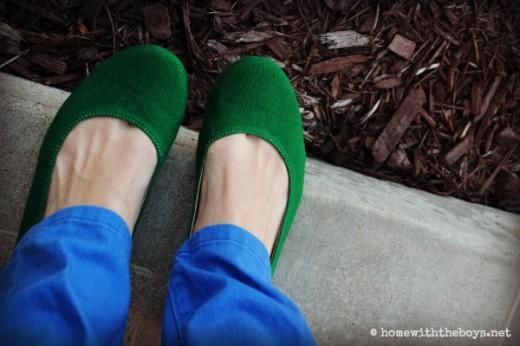 TRC Flats Feet