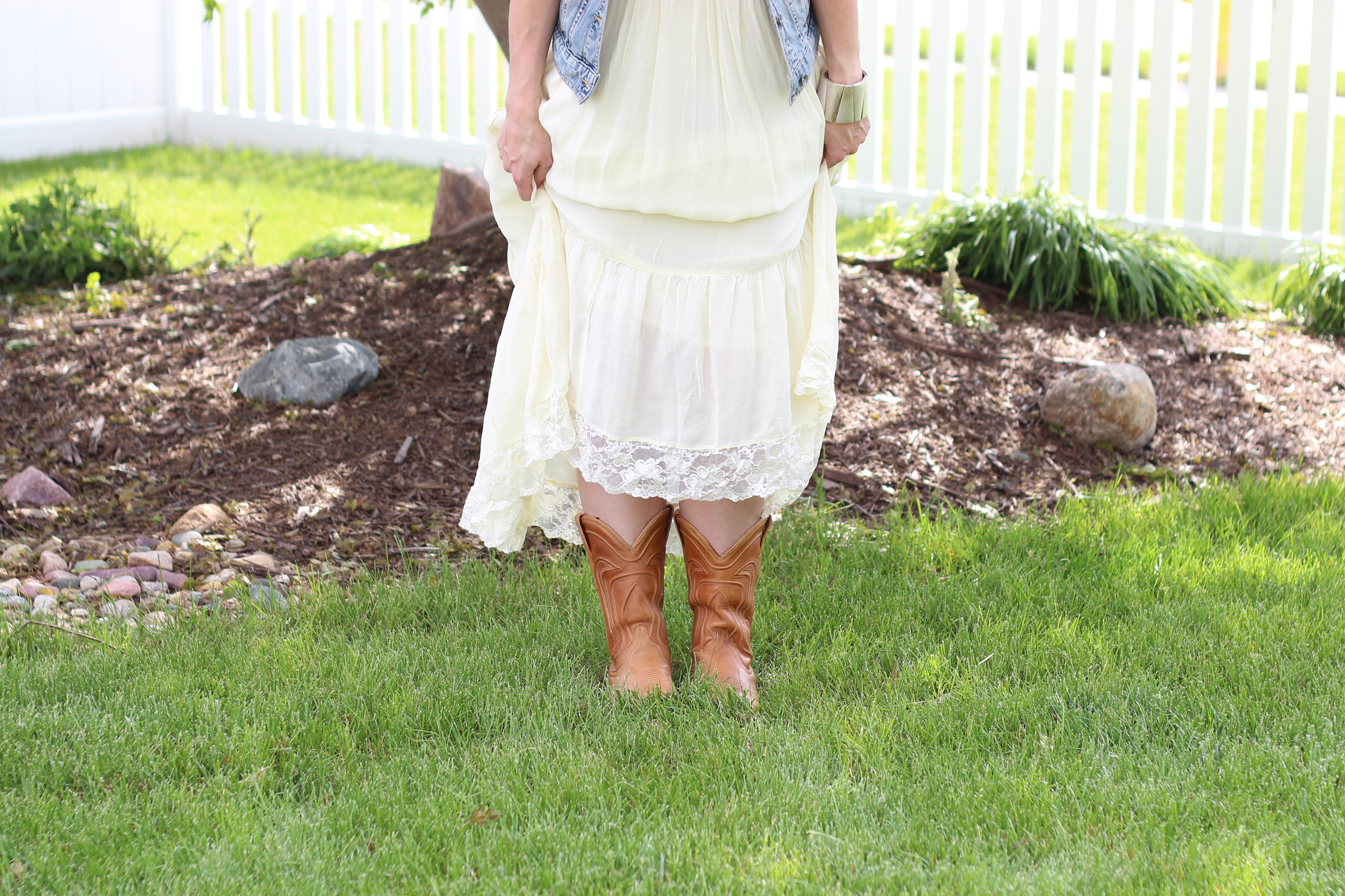 Tecovas Boots Dress
