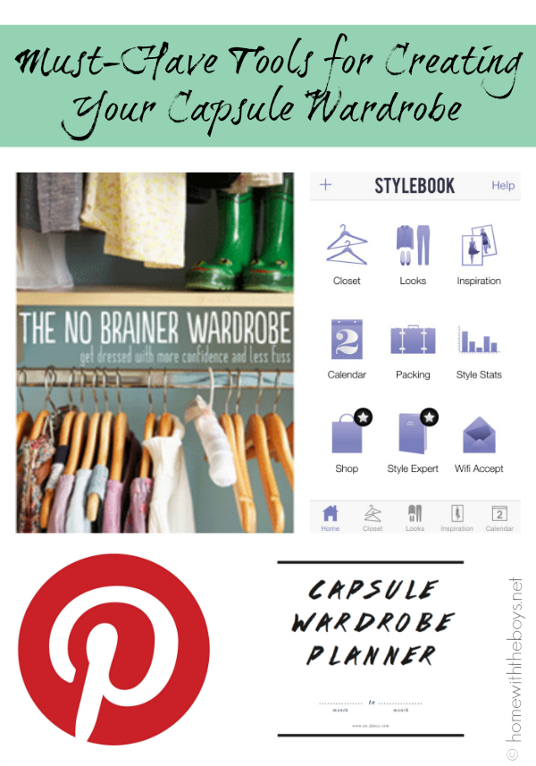 Tools for Creating Capsule Wardrobe