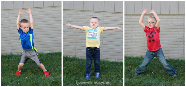 Triple Play Jumping Jacks