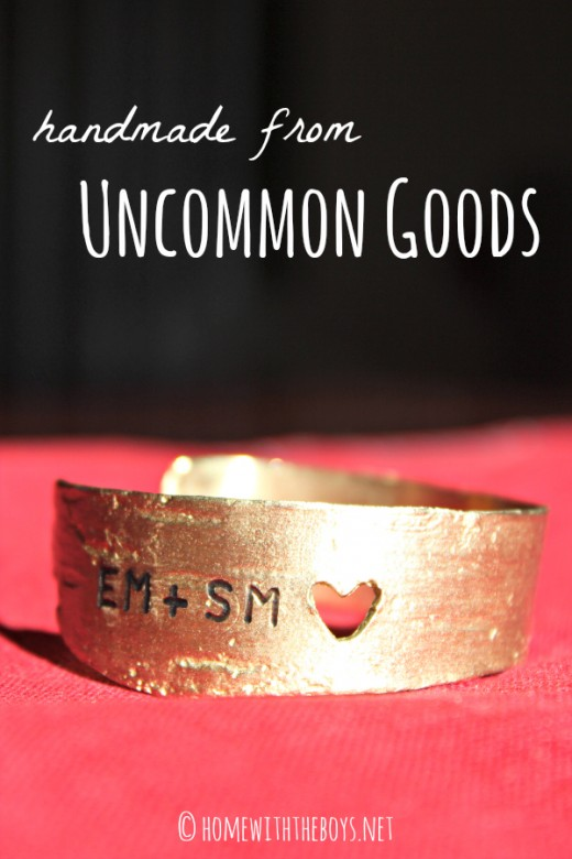 Uncommon Goods Handmade