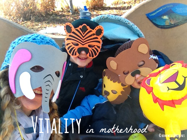 VITALITY in Motherhood