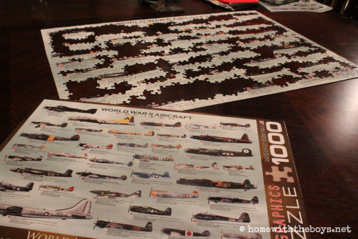 WWII Puzzle