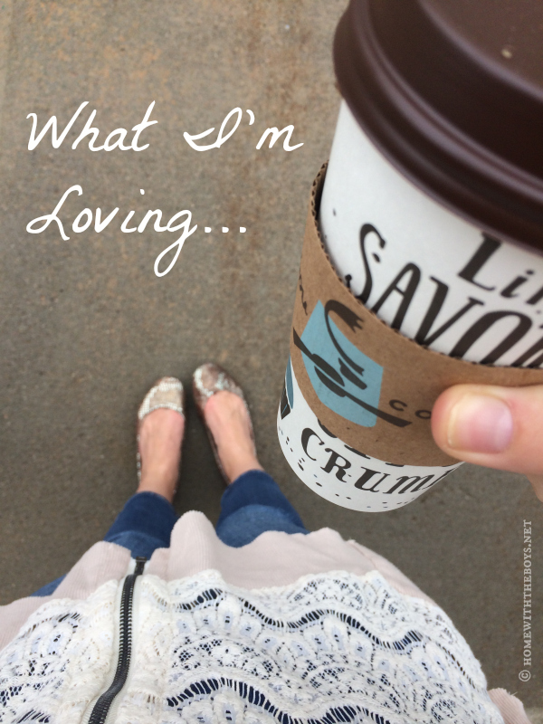 What I'm Loving August 2014