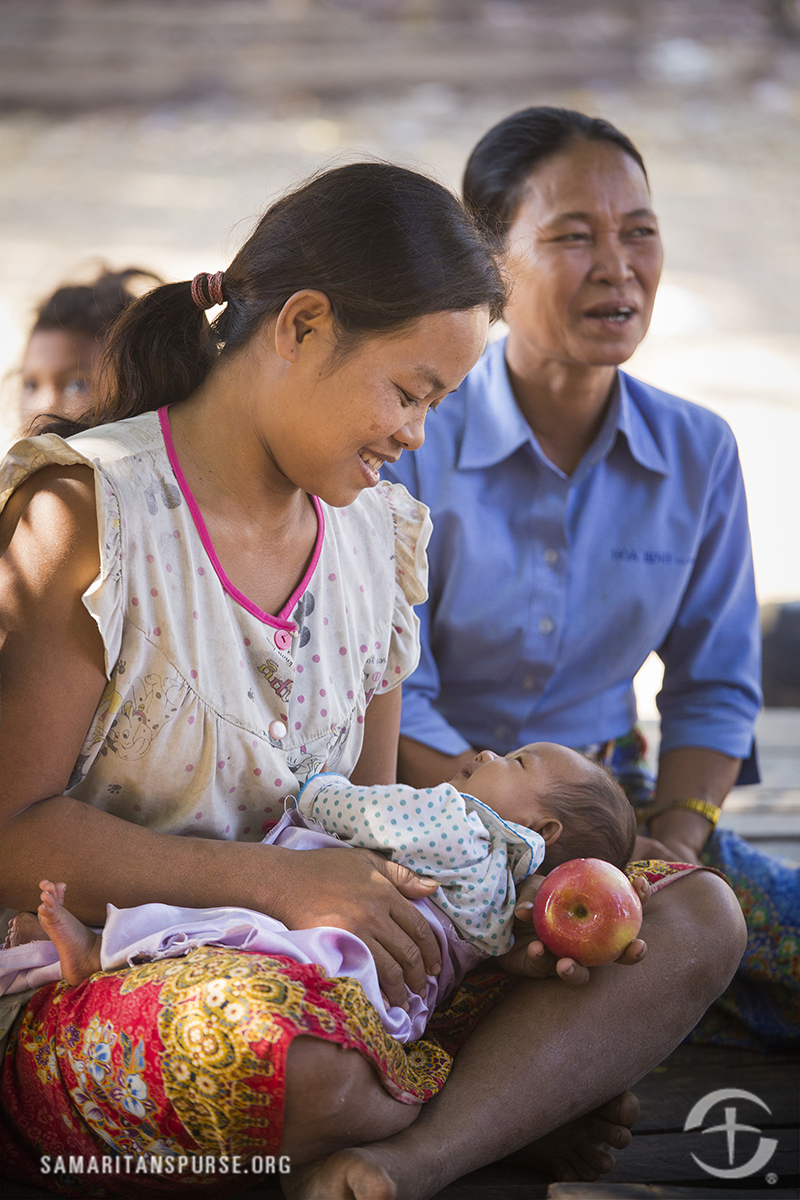 10 Days for M'Dai: Restoring the Joy of Motherhood