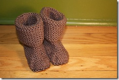 coco ro booties