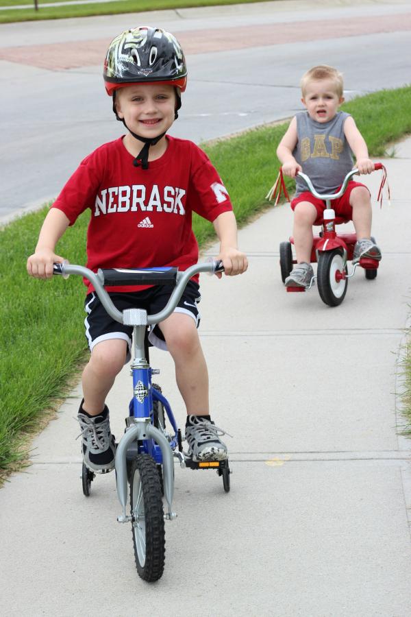 j and JJ bikes