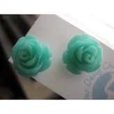 rose bud green